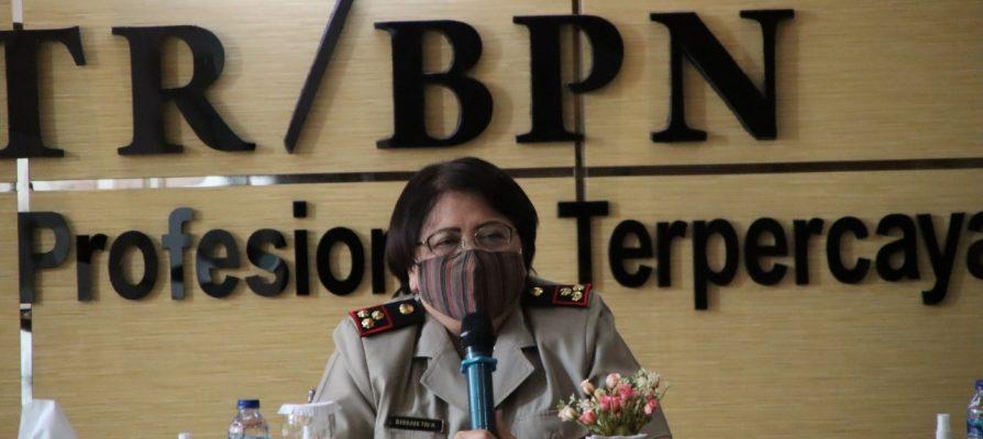 ATR/BPN Kota Bandar Lampung Luncurkan Loket Online